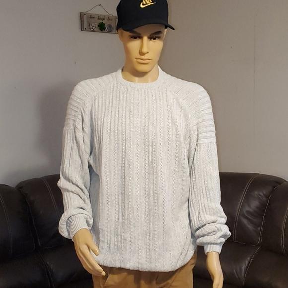 Men's John Ashford sweater size xl